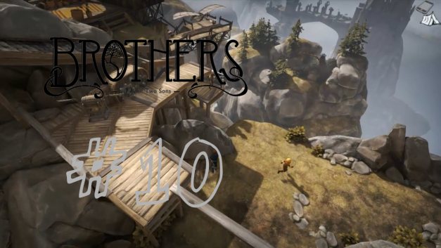 #10   Der Erfinder   Let's Play Brothers – A Tale of Two Sons