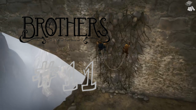 #11   Ein kleiner Umweg   Let's Play Brothers – A Tale of Two Sons