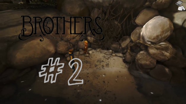 #2   Auf gehts in die Stadt   Let's Play Brothers – A Tale of Two Sons