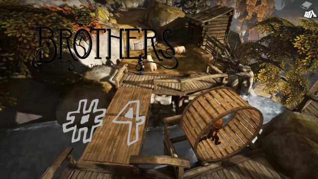 #4   Der hilfsbereite Freund   Let's Play Brothers – A Tale of Two Sons