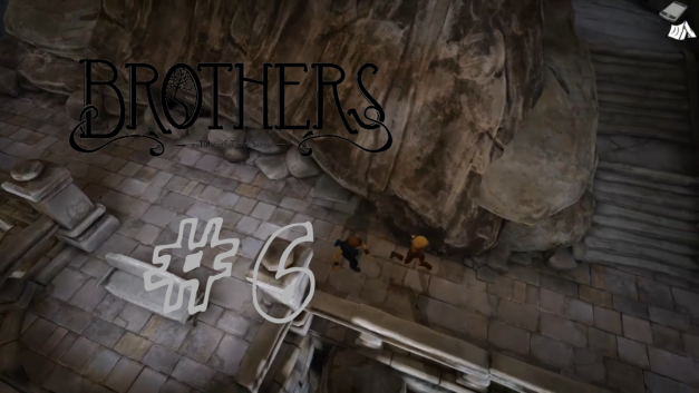 #6   Die Seilbahn   Let's Play Brothers – A Tale of Two Sons