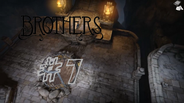 #7   Im Käfig gefangen   Let's Play Brothers – A Tale of Two Sons