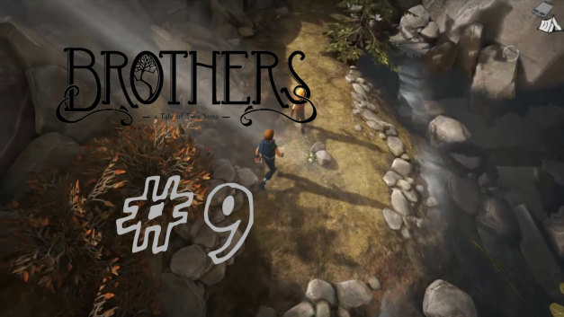 #9   Trauer und Freude   Let's Play Brothers – A Tale of Two Sons