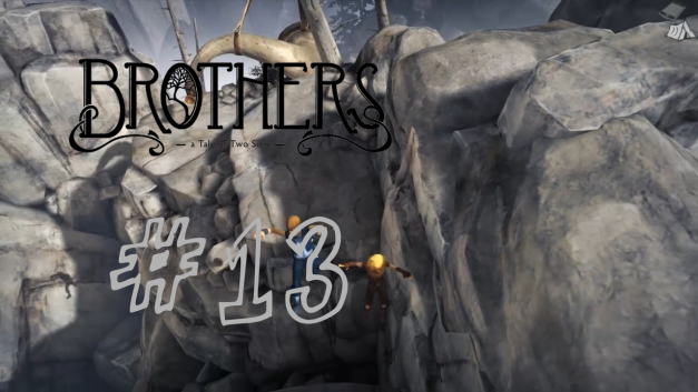#13   Die junge Dame   Let's Play Brothers – A Tale of Two Sons