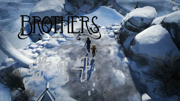 #14   Unterwegs in der Eiswelt   Let's Play Brothers – A Tale of Two Sons