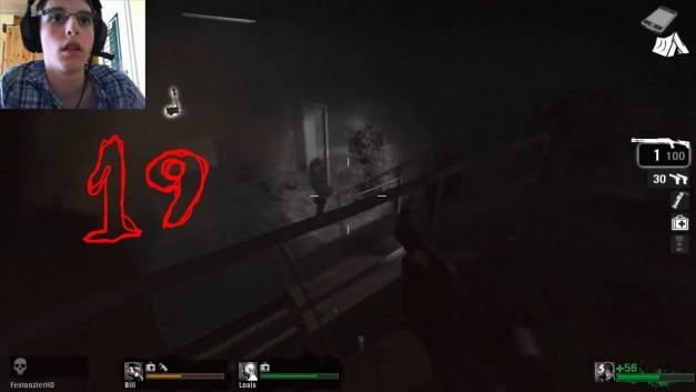 #19   Schlecht   Let's Play Together Left 4 Dead [Facecam]