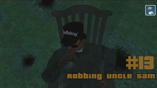 #13 | Robbing Uncle Sam | Let's Play Gta San Andreas [Deutsch | HD]