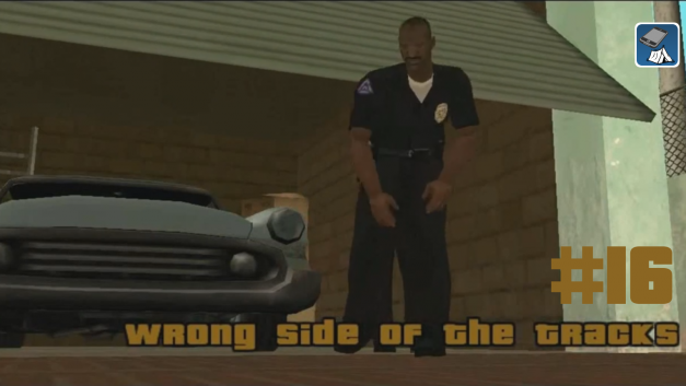 #16 | Wrong Side Of The Tracks | Let's Play Gta San Andreas [Deutsch | HD]