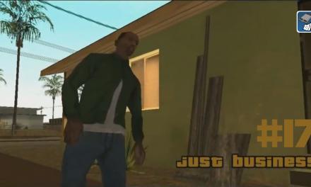 #17 | Just Business | Let's Play Gta San Andreas [Deutsch | HD]