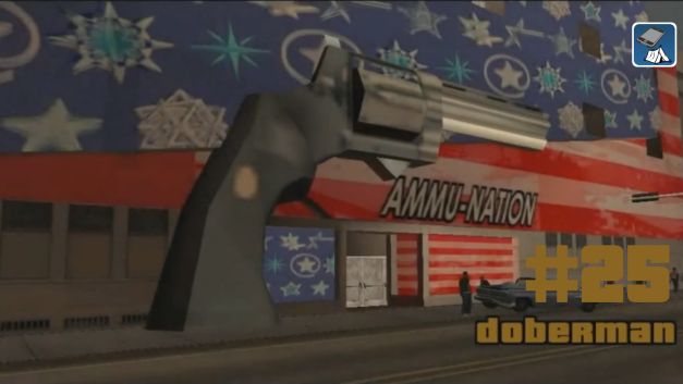 #25 | Doberman | Let's Play Gta San Andreas [Deutsch | HD]