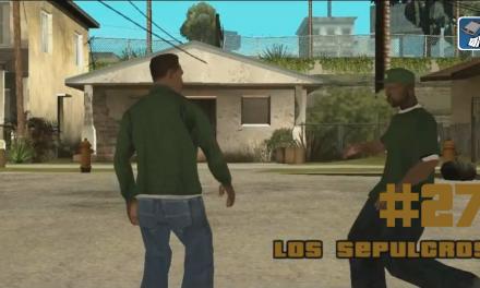 #27   Los Sepulcros   Let's Play Gta San Andreas [Deutsch   HD]
