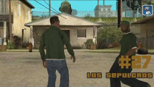 #27 | Los Sepulcros | Let's Play Gta San Andreas [Deutsch | HD]