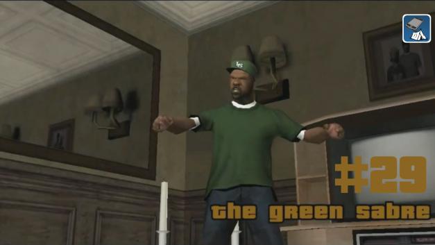 #29 | The Green Sabre | Let's Play Gta San Andreas [Deutsch | HD]