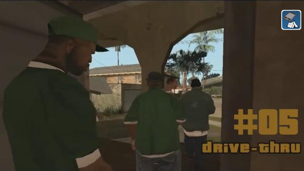 #5 | Drive-Thru | Let's Play Gta San Andreas [Deutsch | HD]