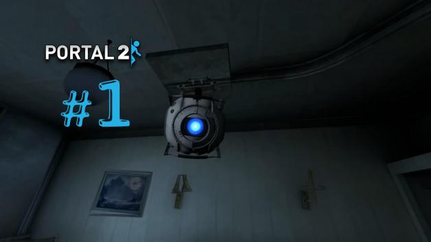 #1 | Der Kampf um die Portale geht weiter | Let's Play Portal 2 [Deutsch]