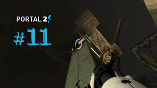 #11 | Verschiedene Gele in Aktion | Let's Play Portal 2 [Deutsch]