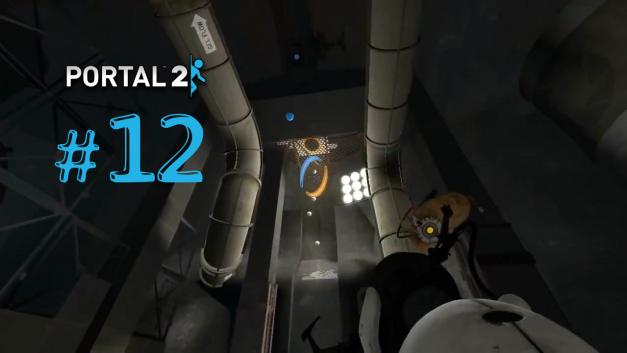 #12 | Ein neuer Herrscher | Let's Play Portal 2 [Deutsch]