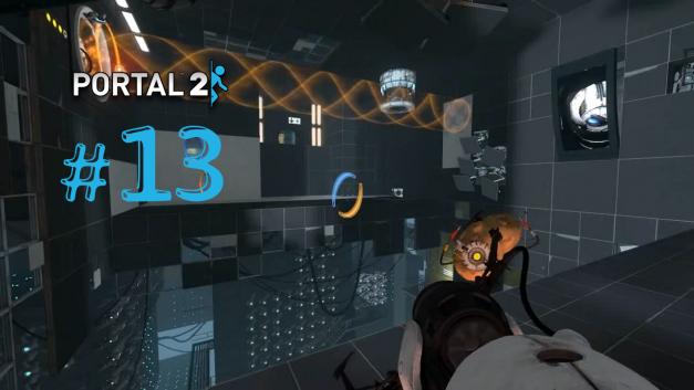 #13 | Die Kartoffel und ich | Let's Play Portal 2 [Deutsch]