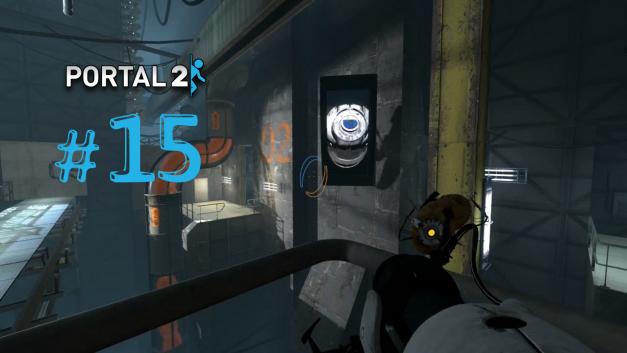 #15 | Das Ende | Let's Play Portal 2 [Deutsch]