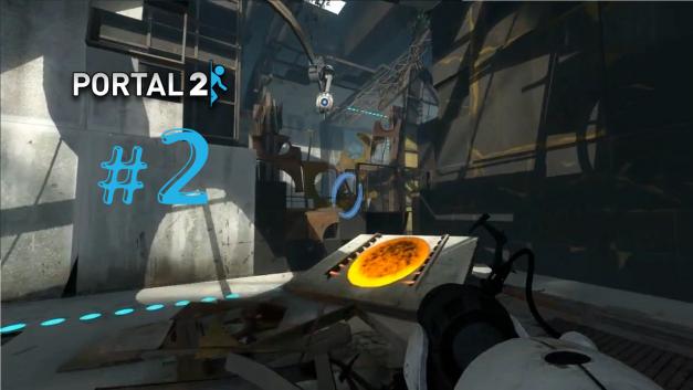 #2 | Wiedersehen macht Freude … | Let's Play Portal 2 [Deutsch]