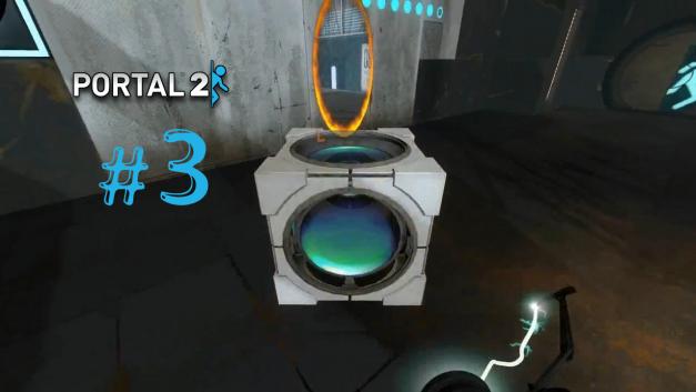 #3 | Katapult-Plattformen | Let's Play Portal 2 [Deutsch]