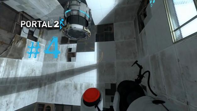 #4 | Kammern … was sonst? | Let's Play Portal 2 [Deutsch]