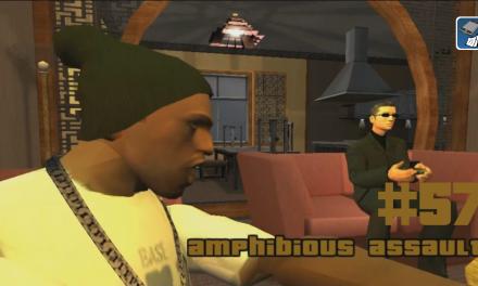 #57   Aphibimous Assault   Let's Play Gta San Andreas [Deutsch   HD]