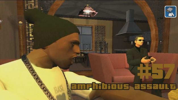 #57 | Aphibimous Assault | Let's Play Gta San Andreas [Deutsch | HD]