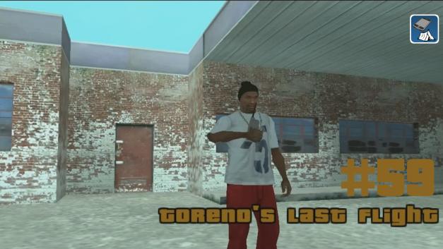 #59 | Toreno's Last Flight | Let's Play Gta San Andreas [Deutsch | HD]