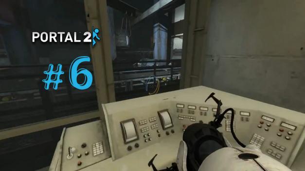 #6 | Aperture Science auf den Kopf stellen | Let's Play Portal 2 [Deutsch]