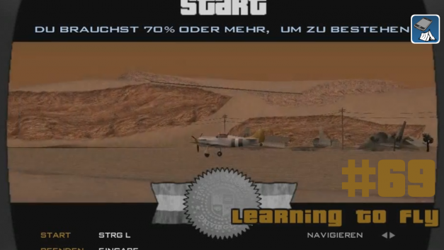 #69 | Learning to Fly | Let's Play Gta San Andreas [Deutsch | HD]