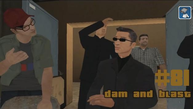 #81 | Dam and Blast | Let's Play Gta San Andreas [Deutsch | HD]