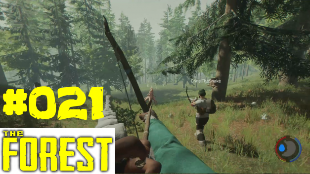 #21 | Ungewollter Besuch | Let's Play The Forest