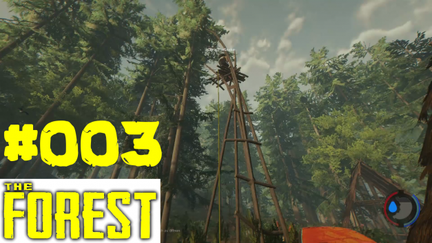 #3 | Hochsitz | Let's Play The Forest