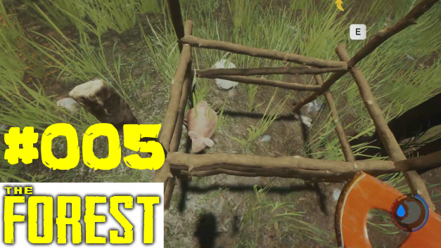 #5 | Unser erster Hase | Let's Play The Forest