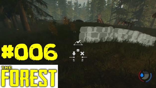 #6 | Schutz muss sein | Let's Play The Forest