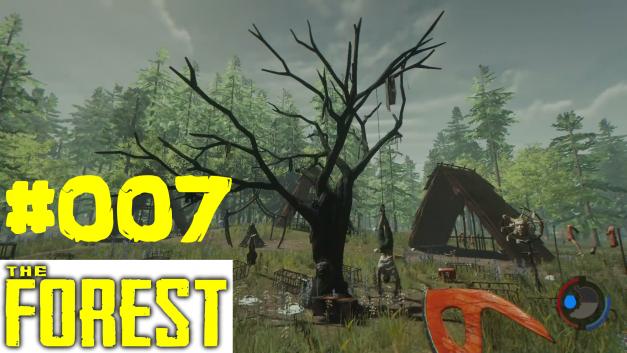 #7 | Der etwas andere Baumschmuck | Let's Play The Forest