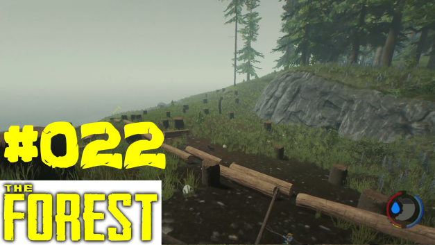 #22 | Wald roden | Let's Play The Forest