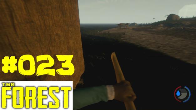 #23 | Das Hausboot zurückerobern | Let's Play The Forest