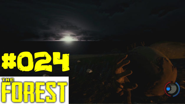#24 | Klare Nacht | Let's Play The Forest