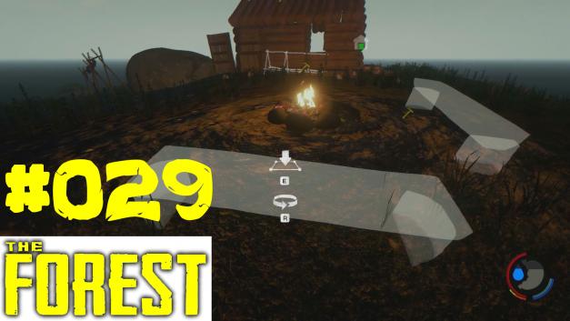 #29 | Gemütliche Sitzecke | Let's Play The Forest