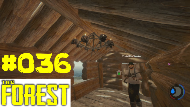 #36 | Deckenbeleuchtung | Let's Play The Forest