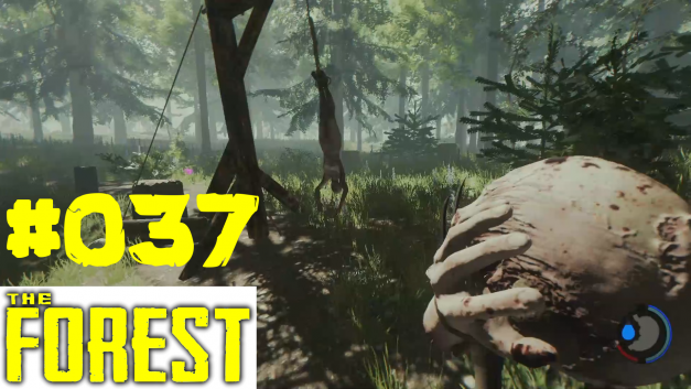 #37 | Erster Fang | Let's Play The Forest