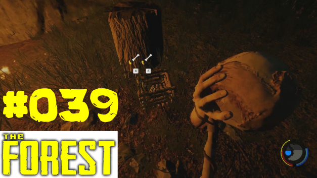 #39 | Knochen sammeln | Let's Play The Forest