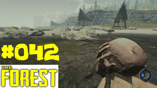 #42 | Das neue Dorf | Let's Play The Forest