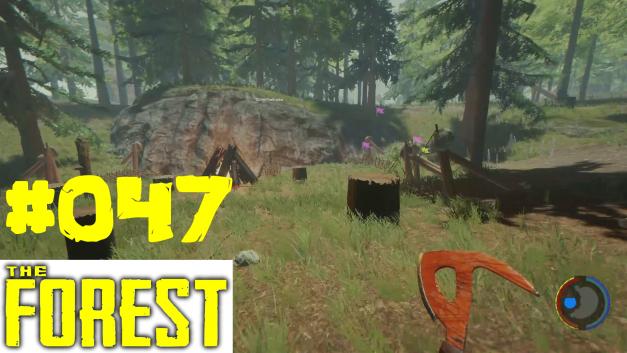 #47 | Unser Farming-Lager verteidigen | Let's Play The Forest