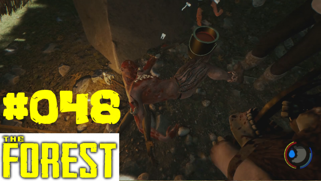 #48 | Fast überrannt | Let's Play The Forest