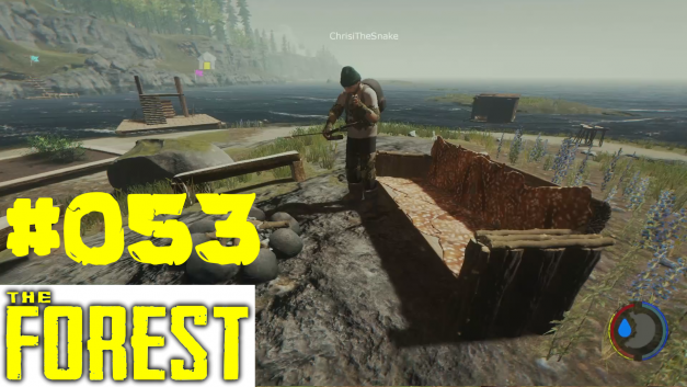 #53 | Neue stylische Bank | Let's Play The Forest
