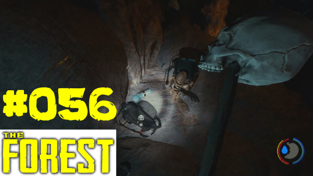 #56 | Tauchausrüstung | Let's Play The Forest