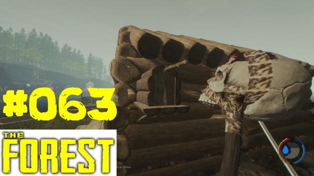 #63 | Vogelhäuschen | Let's Play The Forest